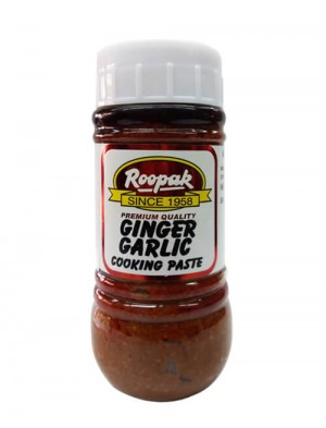 Ginger Garlic Cooking Paste