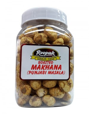Roasted Makhana (Punjabi Masala)