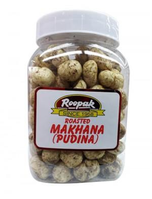 Roasted Makhana (Pudina)