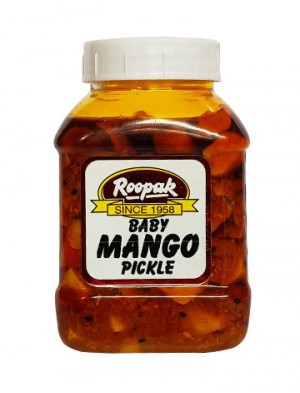 Baby Mango Pickle