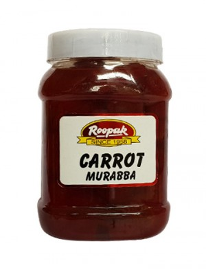 Carrot Murabba
