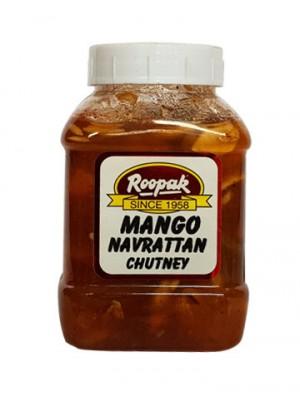 Mango Navrattan Chutney